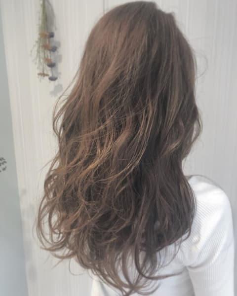 【イルミナカラーサファリ】王道シアーベージュで艶髪へ♡