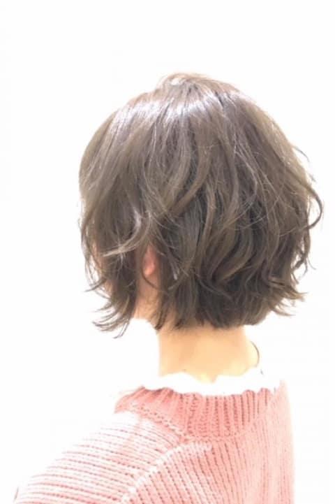 【イルミナカラー】オリーブアッシュ