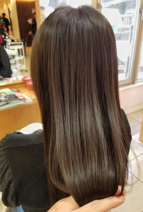 「髪質改善」 oggi otto(オッジィオット)