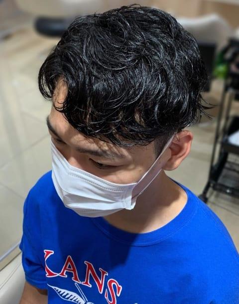韓国風マッシュ