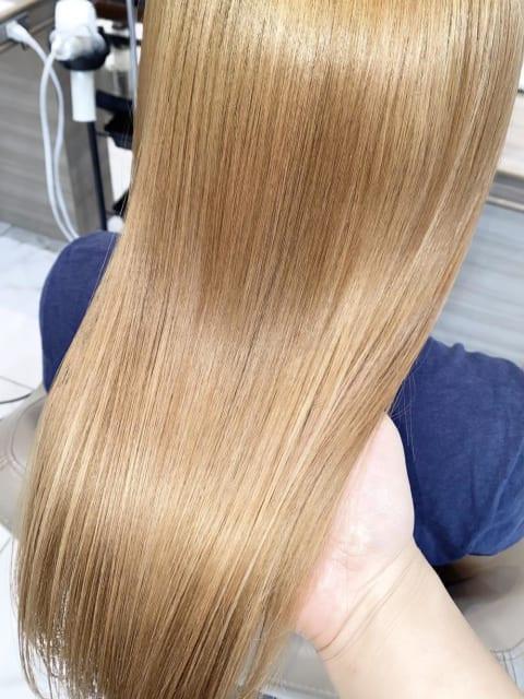 【髪の毛を綺麗にされたい方】髪質改善縮毛矯正