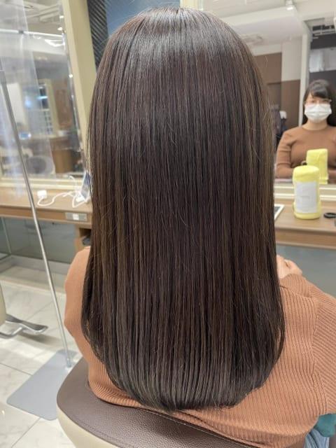 艶髪シークレットハイライト