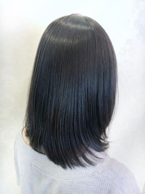 イルミナカラーで憧れの艶髪へ☆
