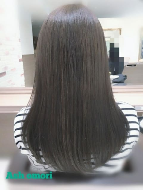 Ash大森店の【ネオリシオ】縮毛矯正