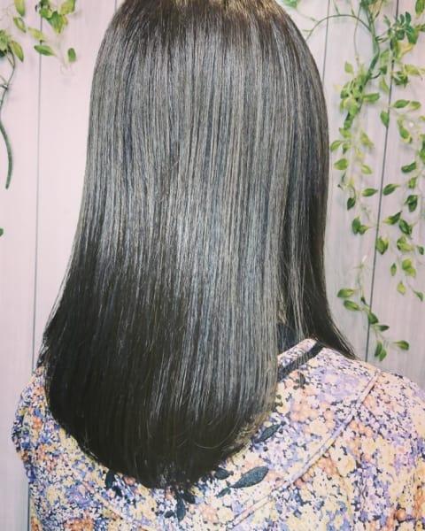 サラ☆ツヤ ナチュラル縮毛矯正