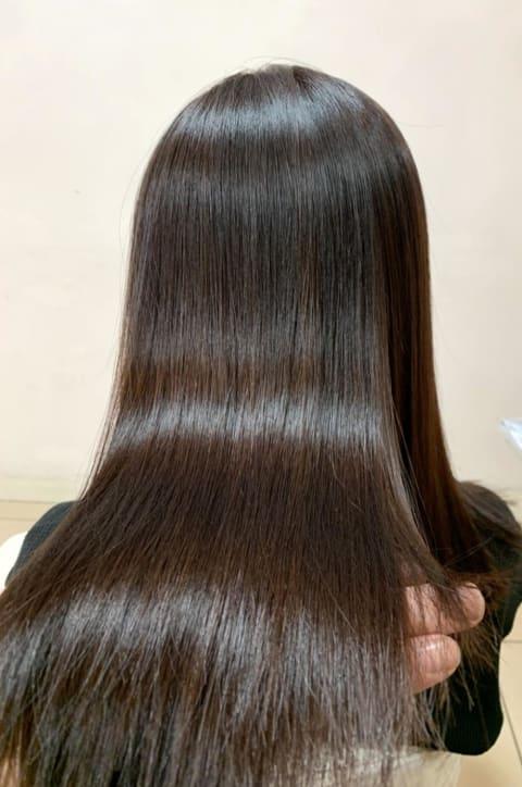 「髪質改善」 oggi otto髪質改善ストレート