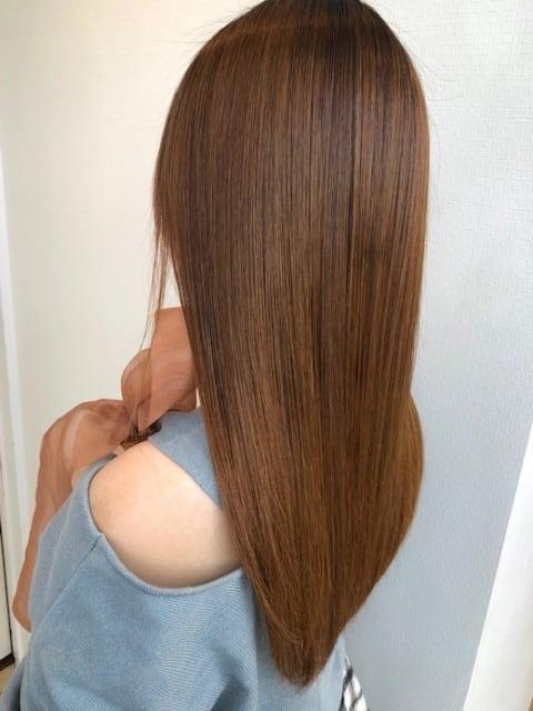 艶髪を再現☆髪質改善トリートメント