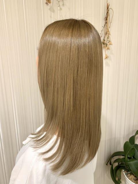 【髪質改善ヘアエステ】酸熱トリートメント