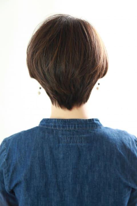 サラサラ艶抜群縮毛矯正