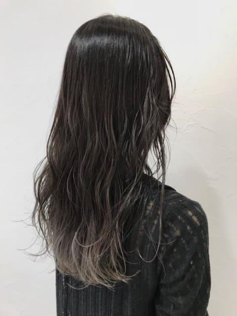 裾カラー×silver