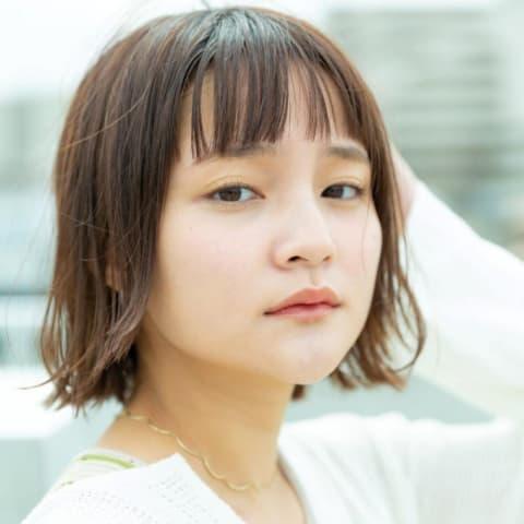 伸ばし途中でもオシャレに☆不動の人気No.1 外ハネボブ