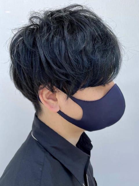 """""""中武オリジナル""""黒は黒でも、垢抜けた『黒』"""