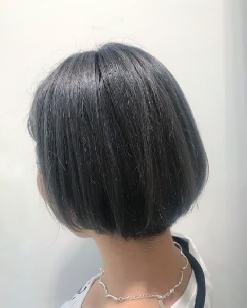艶髪イルミナグレージュ
