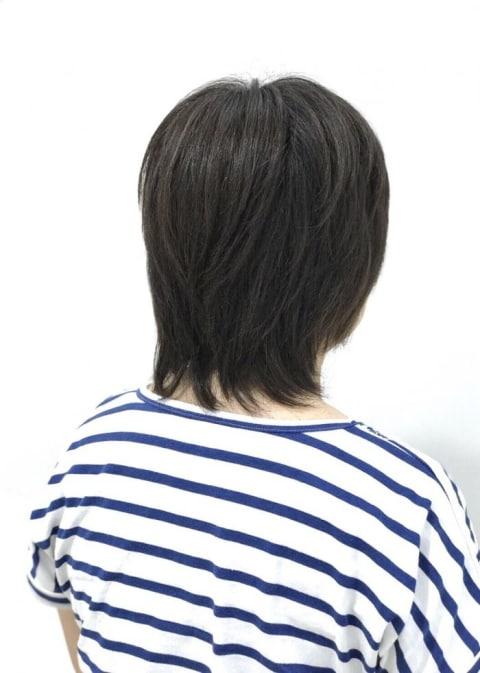 イルミナカラー  明るい白髪染め