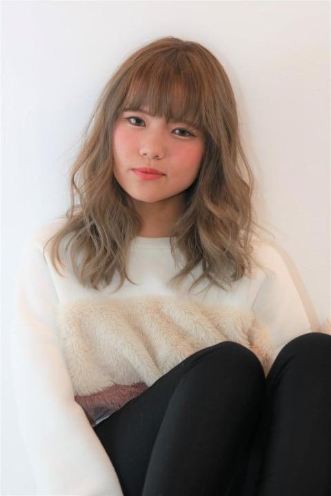 秋冬におすすめ☆【イルミナカラー】クリアベージュ