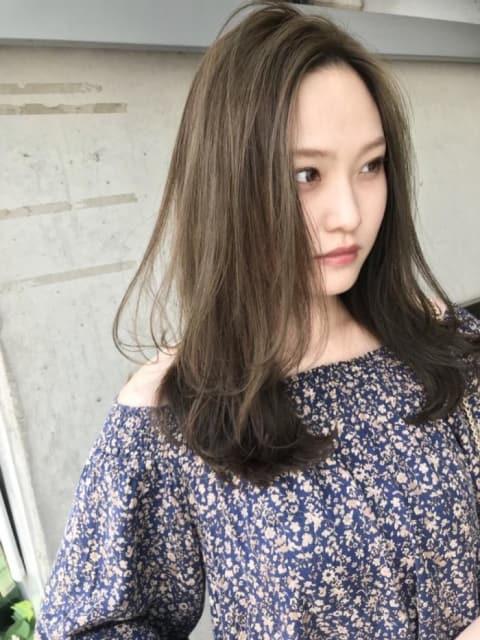 Ash仙川 【宇塚大祐】イルミナマットアッシュ