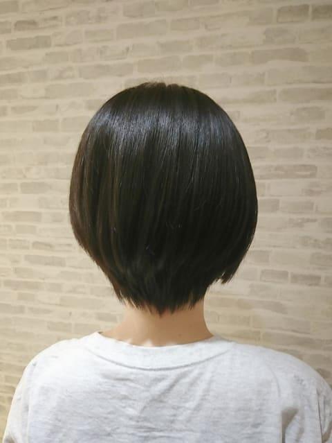 ✡プレミアム縮毛矯正のつやさらベーシックショート✡