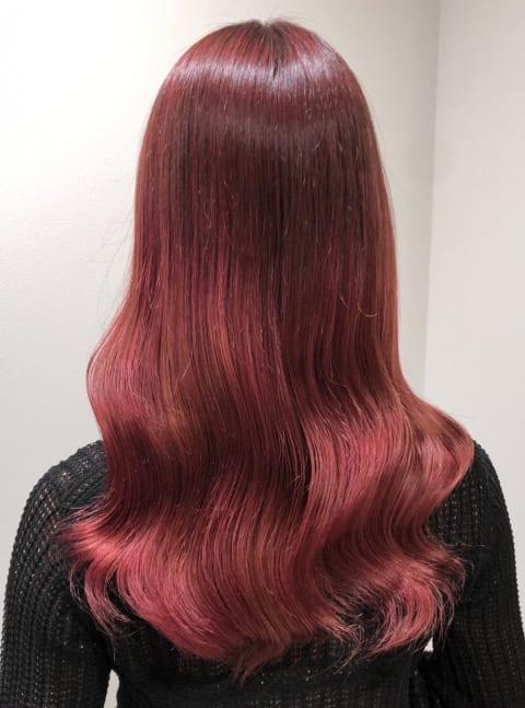 ピラミンゴバイオレットピンクカラー