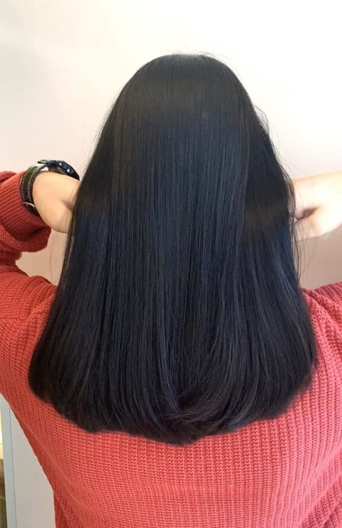 『髪質改善』oggiottoトリートメント