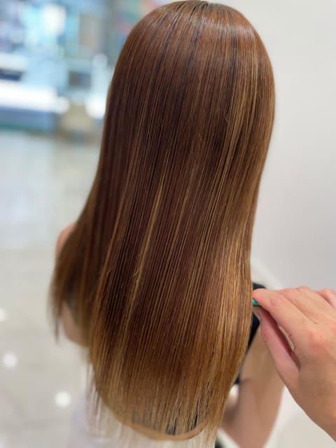 髪質改善酸性縮毛矯正