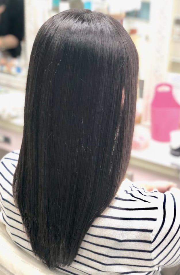 縮毛矯正のメリット