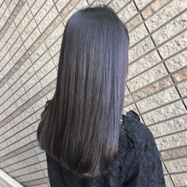 髪質改善!!最新の縮毛矯正!!