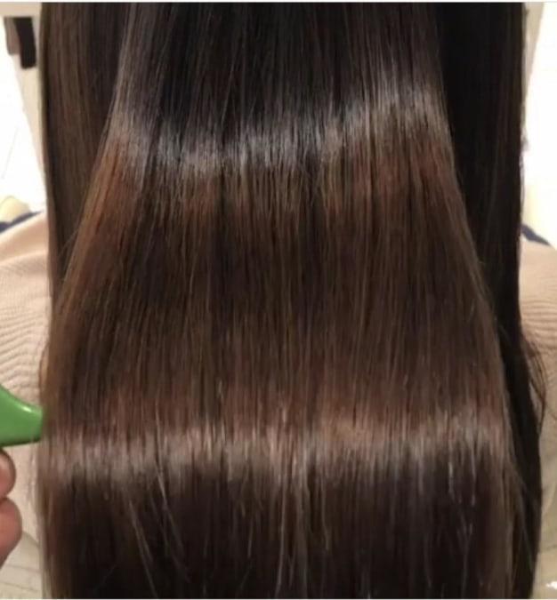 Ash志木南口店のデザイン縮毛矯正でストレスフリーなヘアに♪