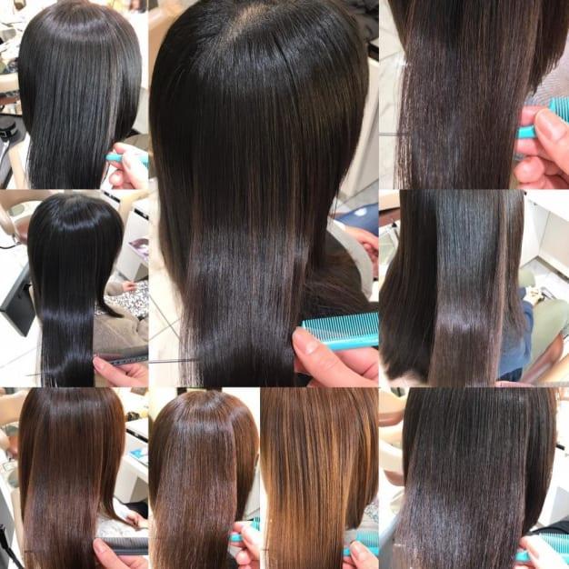 【縮毛矯正を徹底解説!!】初めての方も安心!!クセ毛をサラサラのストレートヘアに変身出来る魔法のようなパーマ