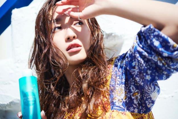夏用のひんやりシャンプー発売しました!!