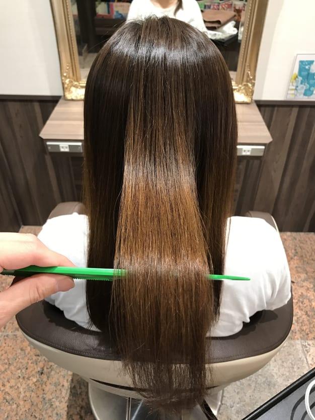 縮毛矯正のダメージを最大限に減らす為に美容師は何をしているか!?