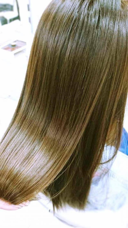艶髪イルミナカラーのヒミツ