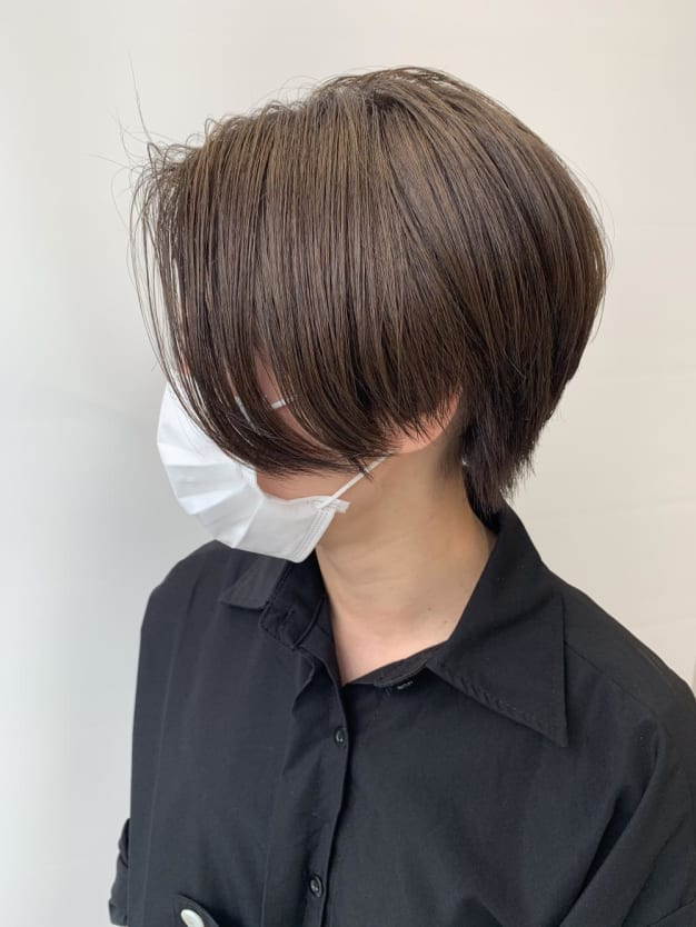 マスクとヘアスタイルをこれからどう付き合うか、、、