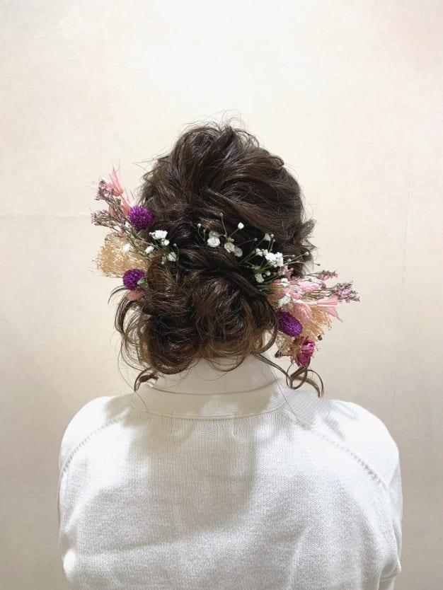 hair arrange♪