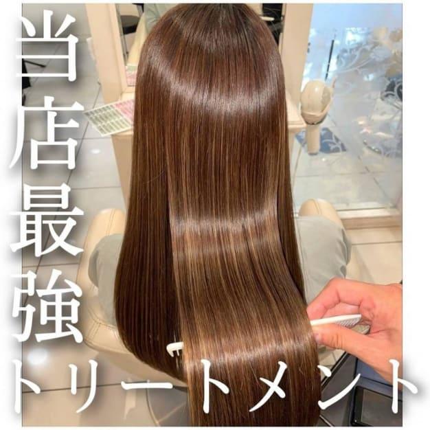 Ash西荻窪店が…美髪を作り出す!!
