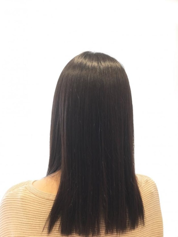 髪が広がる方必見!最新縮毛矯正事例!