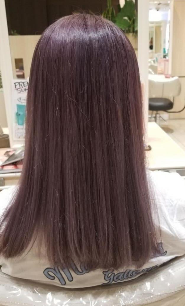 大人気☆イルミナカラー☆