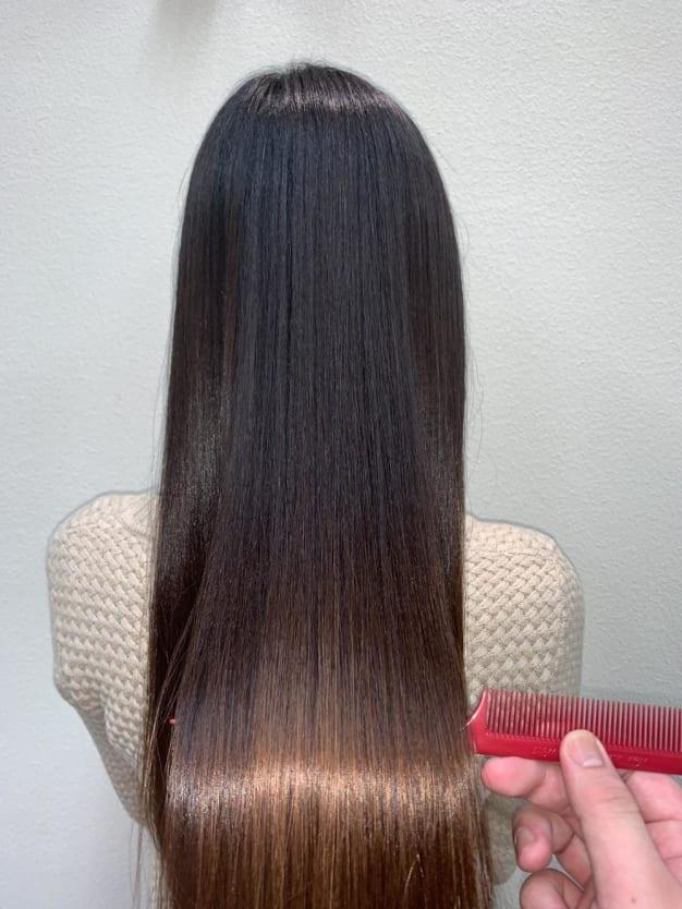 【圧倒的艶髪】最近話題の髪質改善トリートメントとはいったい?!