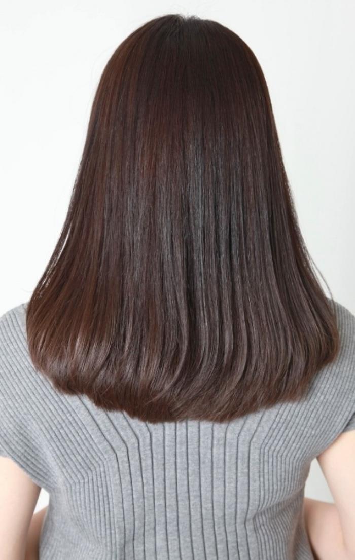 縮毛矯正後のケアの仕方