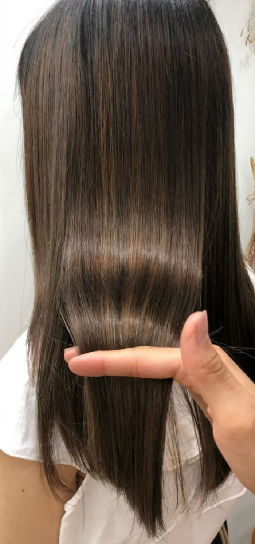 縮毛矯正期間・効果・頻度