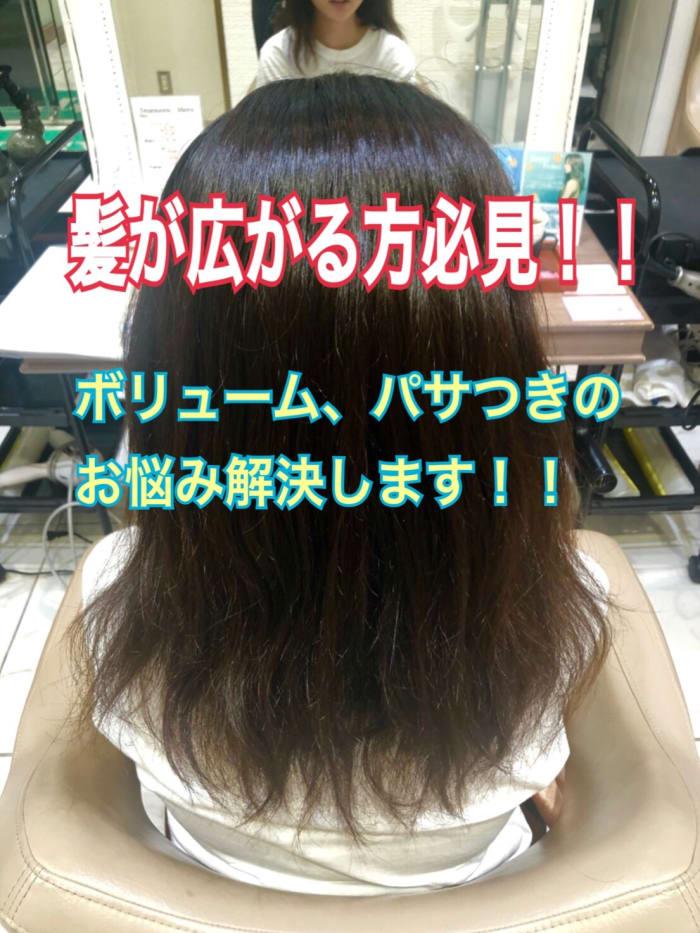 多い 量 が 髪 の