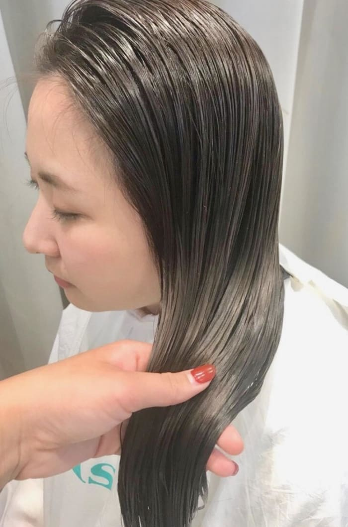 縮毛矯正した後の正しいアフターケア