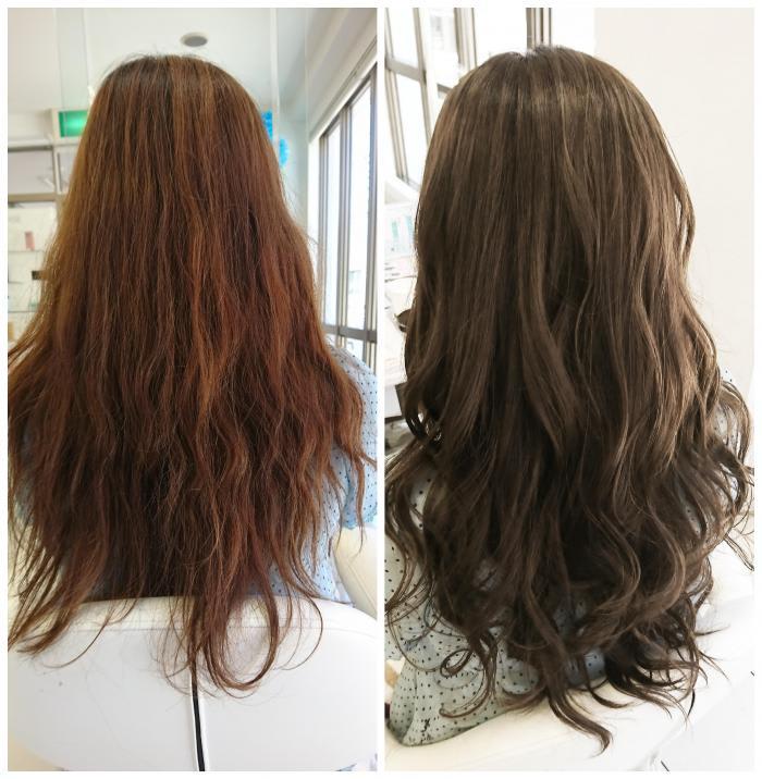 お客様before&after