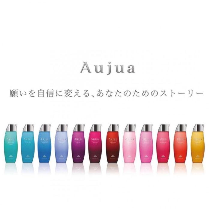 オージュア(Aujua)の贅沢ヘアケア