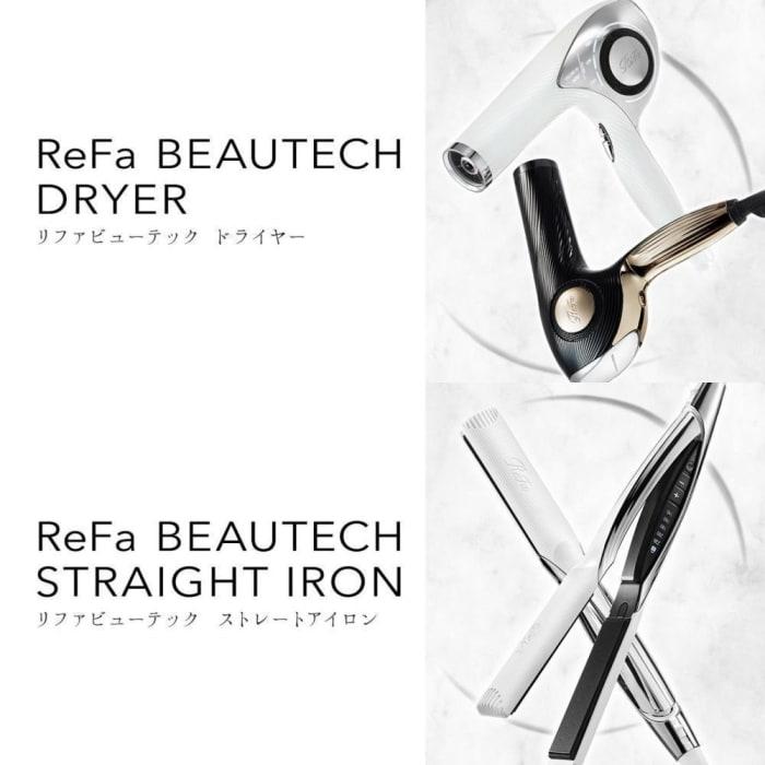 美容ブランド【ReFa(リファ)】から最新ヘアドライヤー&ヘアアイロン誕生