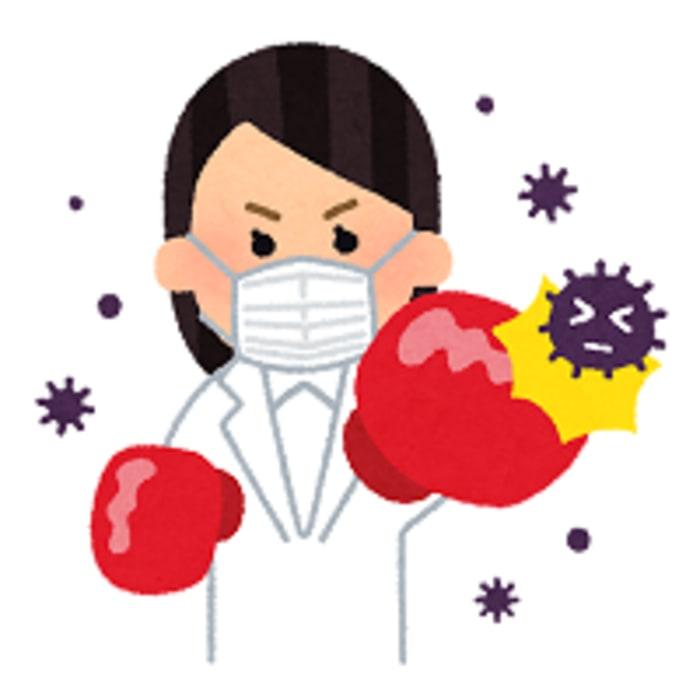 新型コロナウイルス、および感染症に対して不安なお客様へ