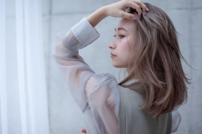 メリット①施術時間を短縮で髪への負担を減らす
