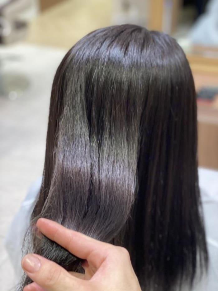 縮毛矯正やカラーのダメージ改善の方法は?