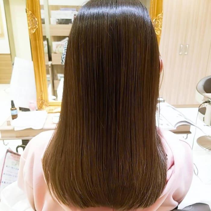 縮毛矯正とストレートパーマの違い