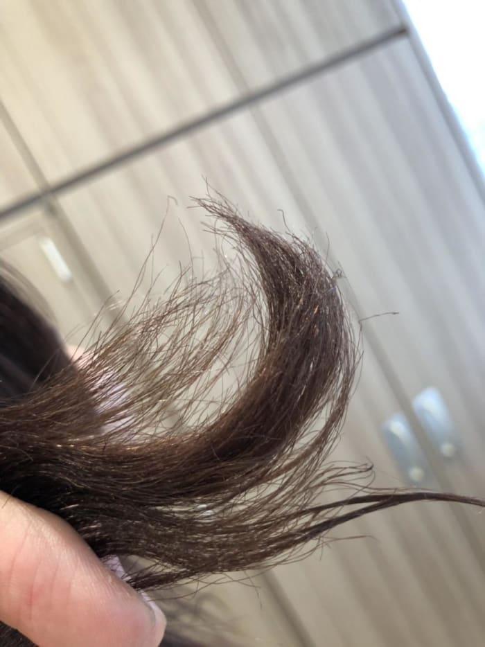 縮毛矯正の失敗と原因