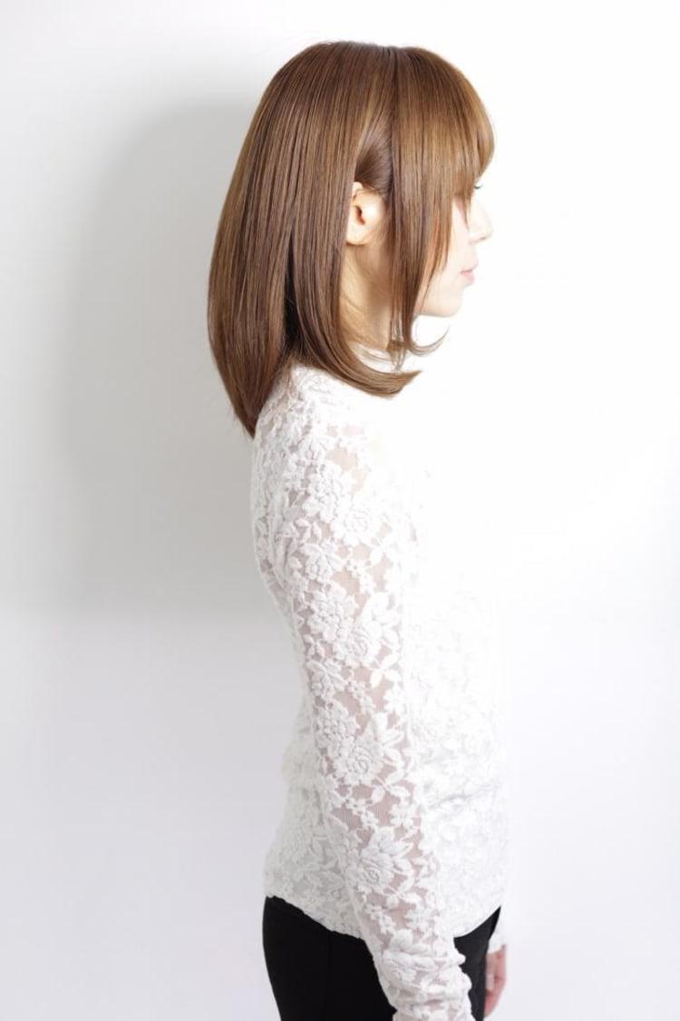 店長の髪質改善縮毛矯正 サブ写真②